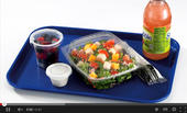 Cambro Tray: Fast Food Tray