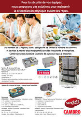 Flyer Restaurants Entreprises