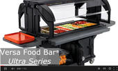 Versa Food Bar Ultra Series by Cambro